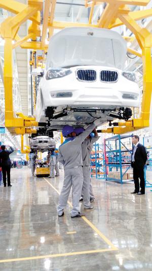 铂骏产业新能源汽车