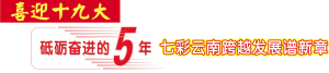 云南近5年GDP年均增长10.1%