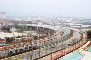滇中新区骨架路网 初步形成