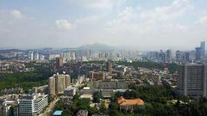 五华全面建设区域性国际中心城市高品质核心区。 记者赵伟摄