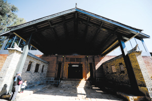 昆明首个村史博物馆在季官社区建成。